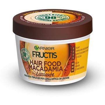 Immagine di FRUCTIS MASCH HAIR FOOD MACADAMIA ML.390