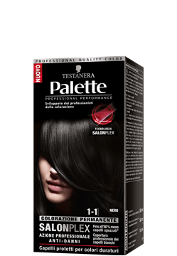 Picture of PALETTE HAIR COLOR 1-1 BLACK