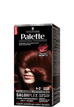 Picture of PALETTE HAIR COLOR 4-2 MAHOGANY BROWN