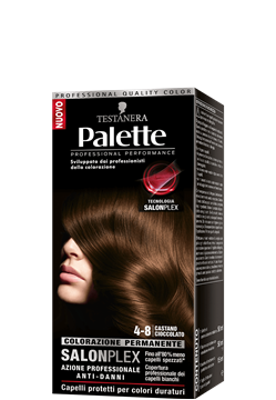 Picture of PALETTE HAIR COLOR 4-8 BROWN CHOCOLATE
