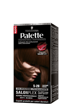 Picture of  PALETTE HAIR COLOR 5-28 BROWN RED
