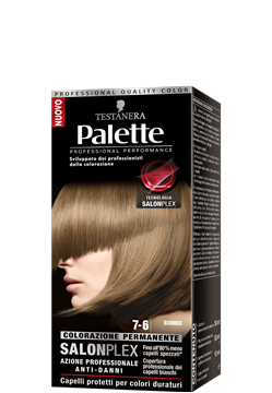 Picture of PALETTE HAIR COLOR 7-6 BLONDE