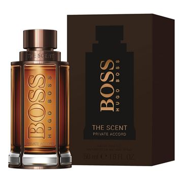 Picture of BOSS PRIVATE ACCORD EDT U EDT 50 ML SPRAY