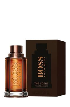 Picture of @ BOSS PRIVATE ACCORD EDT U EDT 100 SPR