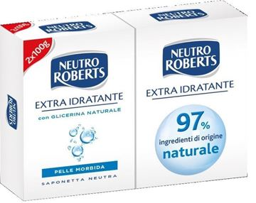Immagine di NEUTRO ROBERTS SAPONETTA NEUTRA X 2