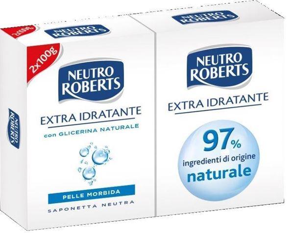 Picture of NEUTRO ROBERTS SAPONETTA NEUTRA X 2