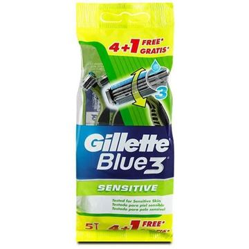 Picture of GILLET BLU 3 RASOI USA GETTA X 4+1 SENSIBILI