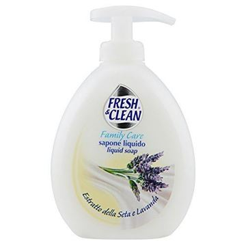 Picture of FRESH & CLEAN SAPONE DOSATORE 300 ML LAVANDA & SETA