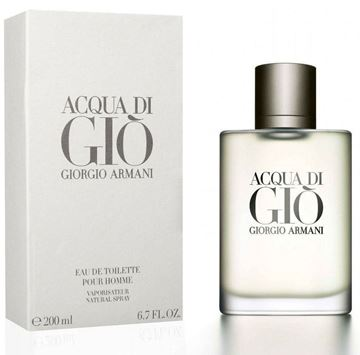 Picture of @ ARMANI ACQUA DI GIO' MAN EDT 200 SPRAY
