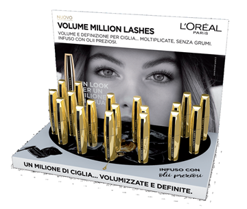 Picture of @ OREAL MASCARA VOL MILL LASH NERO EXPO 18 PZ 34067