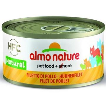 Immagine di ALMONATURE GATTO LATTINA HFC GR.70 FIL.POLLO