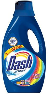Picture of DASH COLOUR LIQUID LAUNDRY 15+2 W.