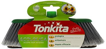 Immagine di SCOPA TONKITA ECOLOGICA PER INTERNI  TK6706