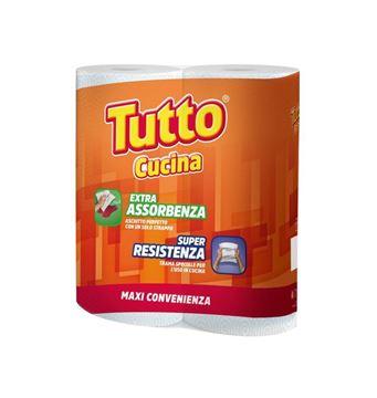 Picture of TUTTO ASCIUGATUTTO CUCINA X 2 ROTOLI