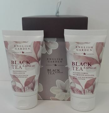Picture of @ ATKINSON GARDEN BLACK TEA BAGNO 75+BODY 75