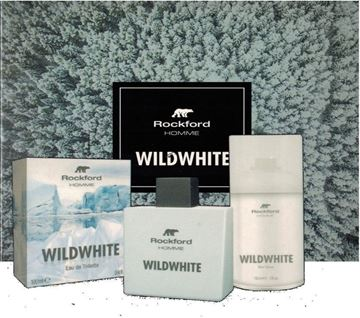 Picture of ROCKFORD CONF MEN WILDWHITE EDT 100ML.+DEOD 150