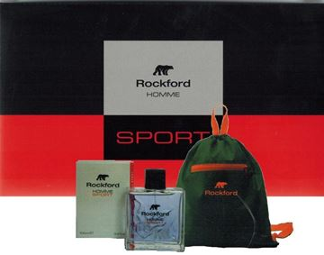 Picture of @ ROCKFORD CONF MEN SPORT EDT 100ML. + ZAINO