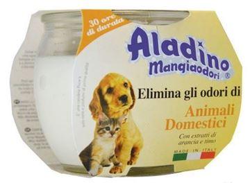 Immagine di CANDELA ALADINO MANGIAODORI ANIMALI DOMESTICI