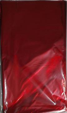 Picture of GIFT BAG INTE RED METAL. 15X25 X 50PZ