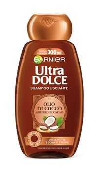 Picture of ULTRA DOLCE SHAMPOO COCONUT OIL FRIZZY HAIR ML 300