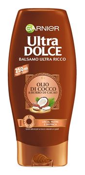 Picture of ULTRA DOLCE CONDITIONER COCOA & COCONUT OIL FRIZZY HAIR 250 ML