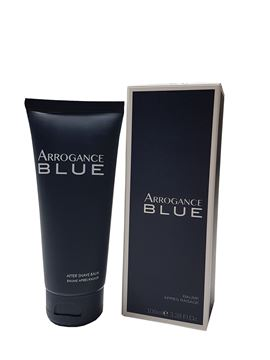 Picture of @ ARROGANCE BLUE AFTERSHAVE  BALM 100 TUBE
