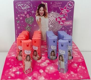 Immagine di DISNEY VIOLETTA EDT 20 SPR EXPO 24 PZ +TEST