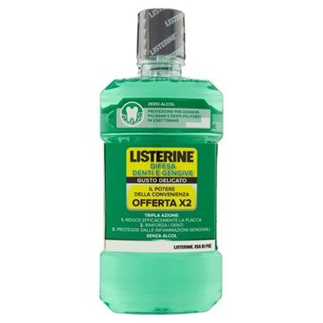 Picture of LISTERINE TOTAL CARE VIOLA 2X500 ML+12/95 OM