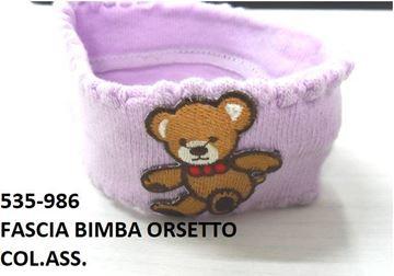 Immagine di FASCIA BIMBA CM.6 COL ASS CS535/986