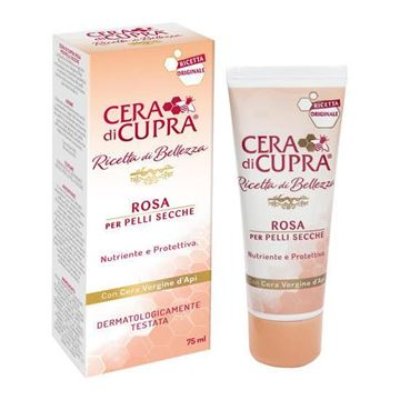 Picture of CERA CUPRA CREMA TUBO ROSA ML.75