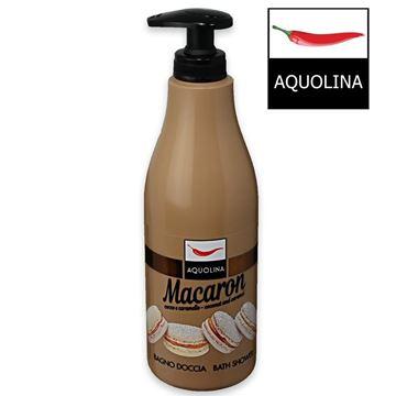 Picture of @ AQUOLINA MACARON BAGNO COCCO CARAM.DOS. 500