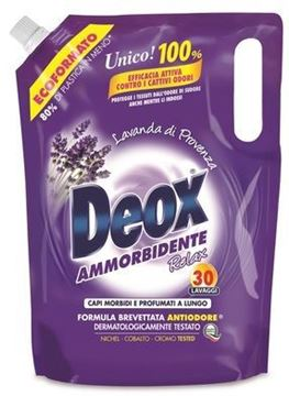 Picture of DEOX FABRIC SOFTENER 30 WASHES LAVENDER
