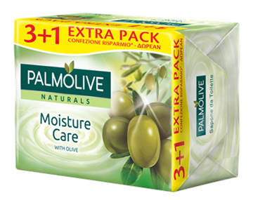 Picture of PALMOLIVE SAPONE 4 X 3 VERDE KK