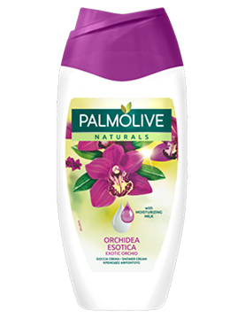 Picture of PALMOLIVE BLACK ORCHID SHOWER GEL 250 ML