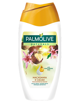Picture of PALMOLIVE NATURAL MACADAMIA SHOWER GEL 250 ML