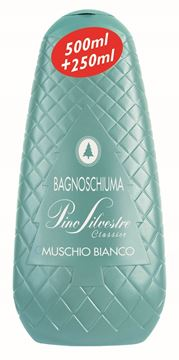 Immagine di PINO SILVESTRE BAGNOSCHIUMA MUSCHIO BIANCO 750 ML