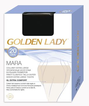 Picture of CALZE MARA 20D SILVER XL