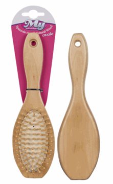 Picture of HAIRBRUSH MASSAGGIO IN LEGNO 5259