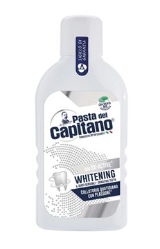 Immagine di PASTA CAPITANO COLLUTORIO WHITENING SENSIB. ML.400