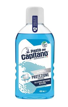 Picture of PASTA CAPITANO MOUTHWASH PROTECTION NO ALCOOL