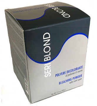 Picture of @ SERI BLOND POLVERE BLU DECOLORANTE VASO 500 GR