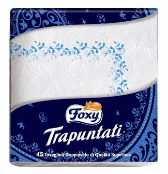 Picture of FOXY NAPKINS 301 GRANTAV. 40X40X45 DECORATI