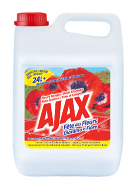 Picture of AJAX FLOOR FIELD FLOWER  5-L-TANK CATERING