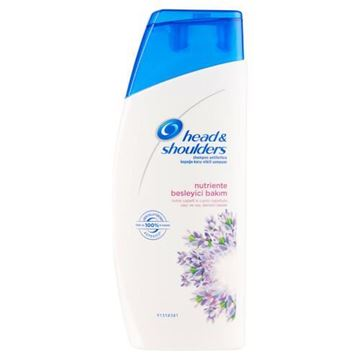 Picture of HEAD & SHOULDERS SHAMPOO 90 ML NOURISHING TRAVEL