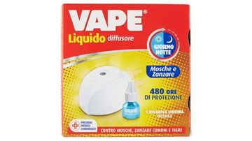 Picture of VAPE INSET.FORNEL.LIQUIDO SPINA MOSC.ZANZ.+RIC.OMAG.