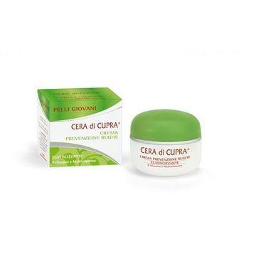 Picture of * CERA CUPRA FACE CREAM YOUNG SKIN ANTI WRINKLE 50 ML