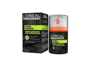 Picture of L' OREAL MEN CREMA PURE POWER 50 ML