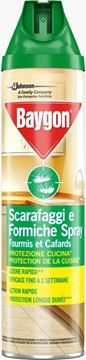 Picture of BAYGON SCARAF.FORM SPRAY ML.400 CUCINA