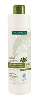Picture of NATURAVERDE BIO MICELLARE OLIO OLIVA ML 200