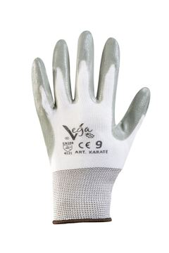 Picture of WORKING GLOVE KARATE SIZE 10 GREY